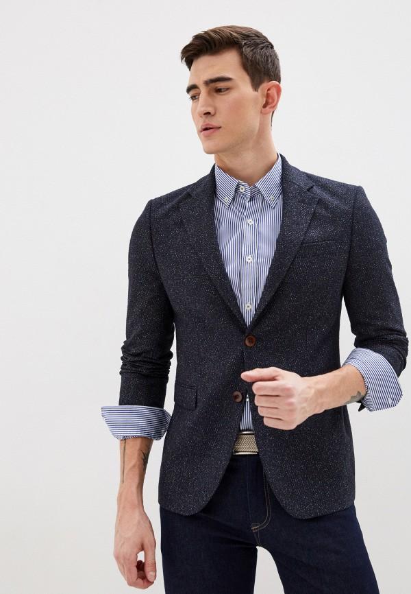 мужской пиджак galvanni, синий