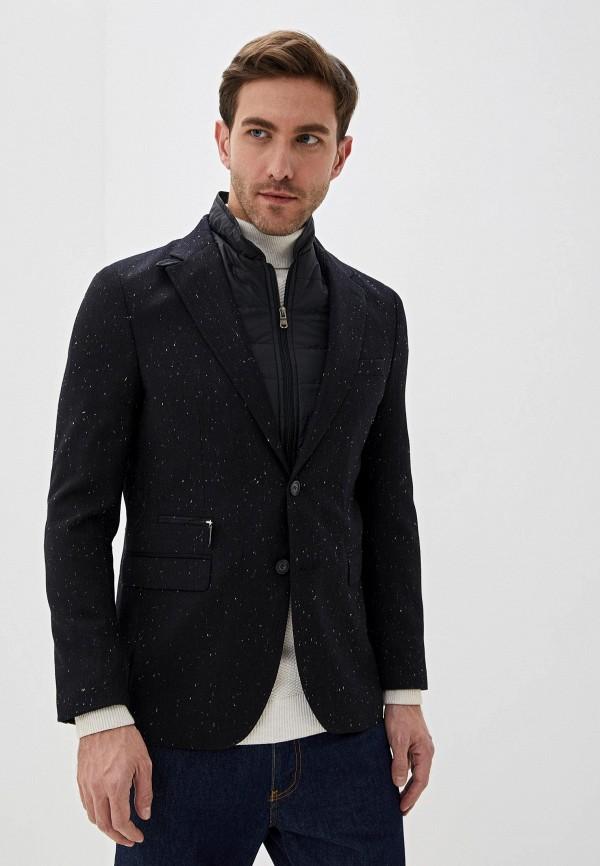 мужской пиджак galvanni, черный