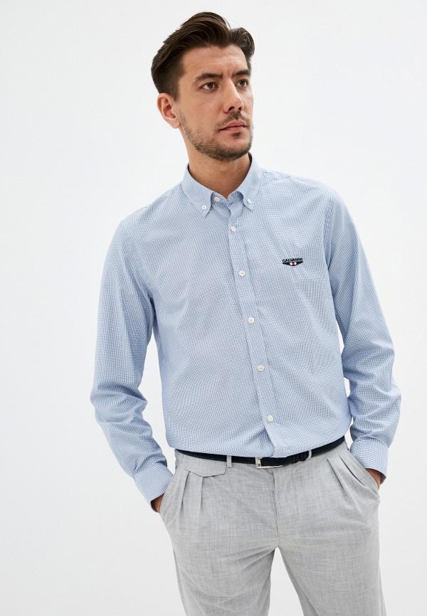 мужская рубашка galvanni, разноцветная