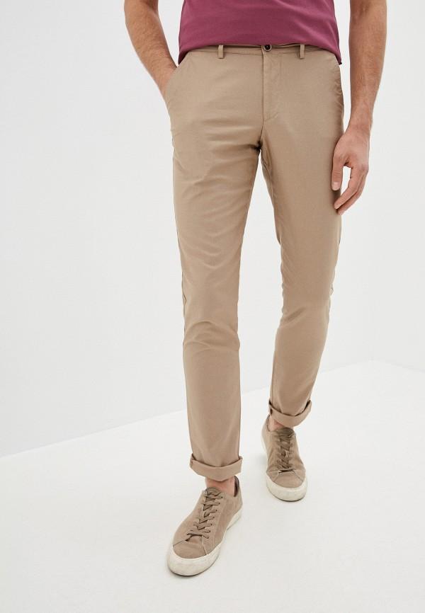мужские повседневные брюки galvanni, бежевые