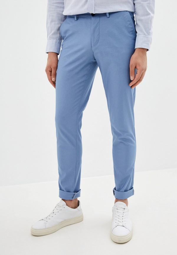 мужские повседневные брюки galvanni, голубые