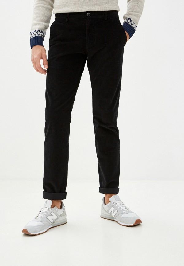 мужские повседневные брюки galvanni, черные