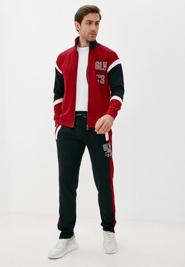 мужской спортивный костюм galvanni, разноцветный