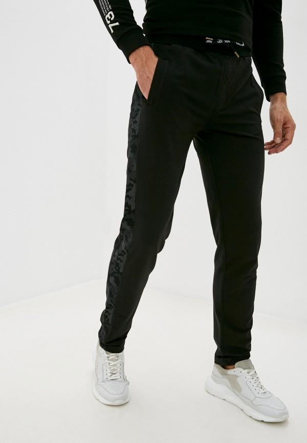 мужские спортивные брюки galvanni, черные