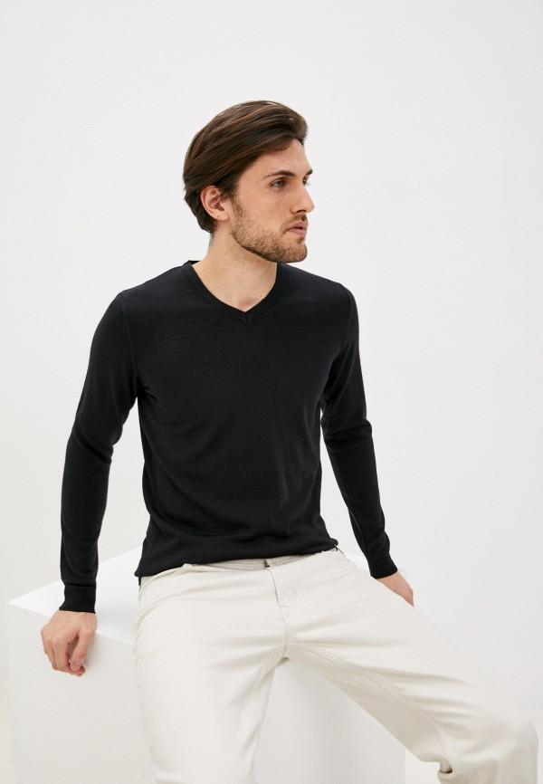 мужской пуловер galvanni, черный