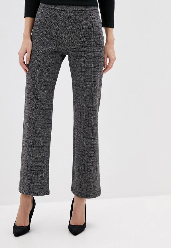 женские повседневные брюки galvanni, серые