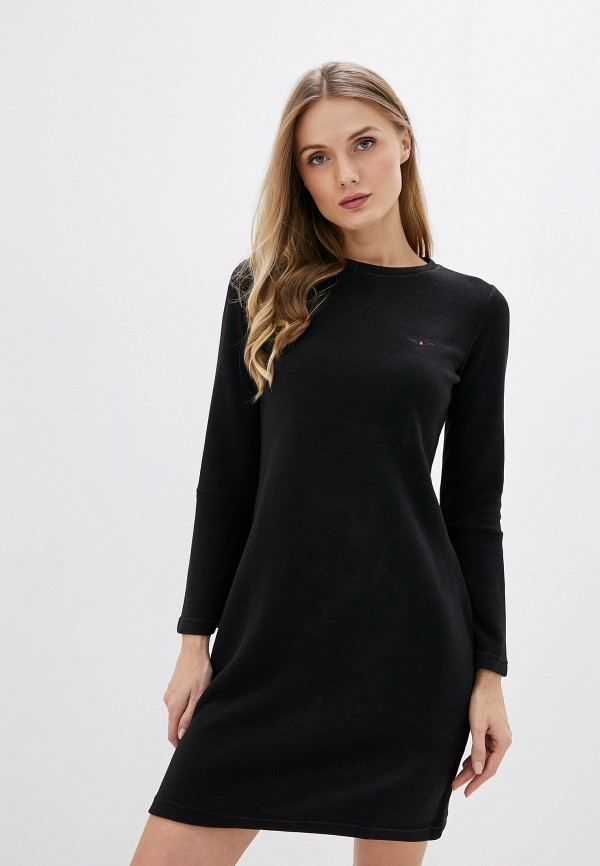 женское платье galvanni, черное