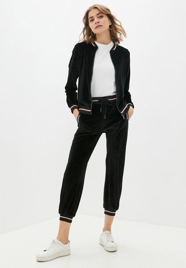 женский спортивный костюм galvanni, черный