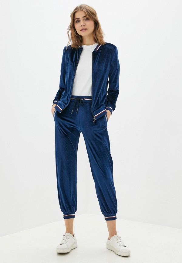 женский спортивный костюм galvanni, синий