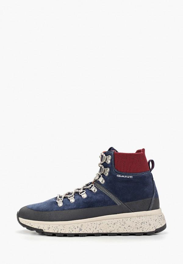 мужские кроссовки gant, синие
