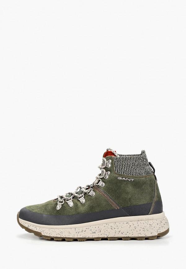 мужские кроссовки gant, зеленые