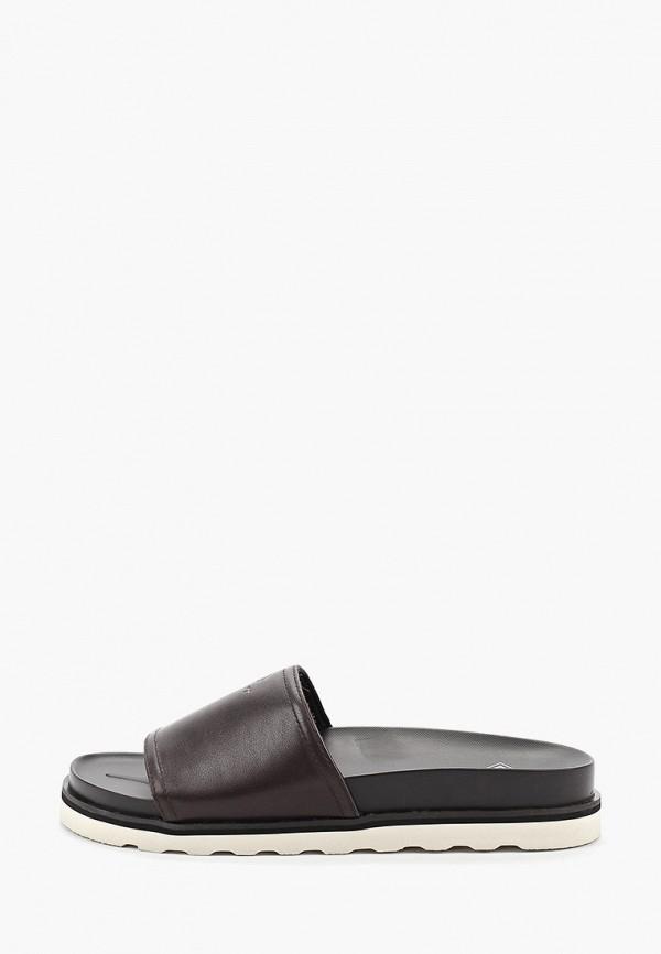 мужские сандалии gant, коричневые