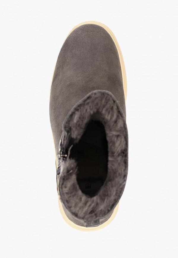 Фото 4 - Полусапоги Gant серого цвета