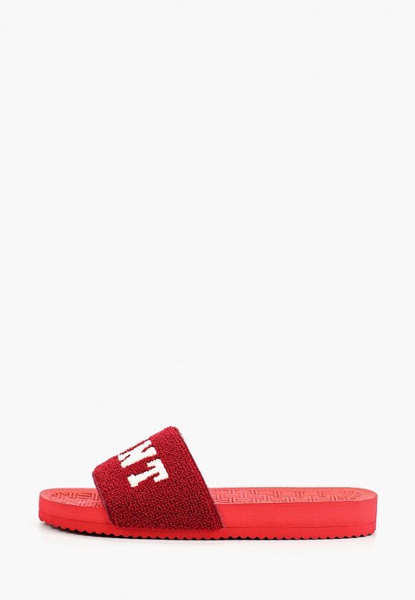 женское сабо gant, красное