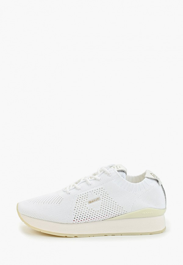 женские кроссовки gant, белые