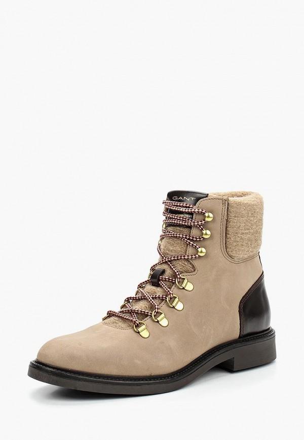 где купить Ботинки Gant Gant GA121AWWVY31 по лучшей цене