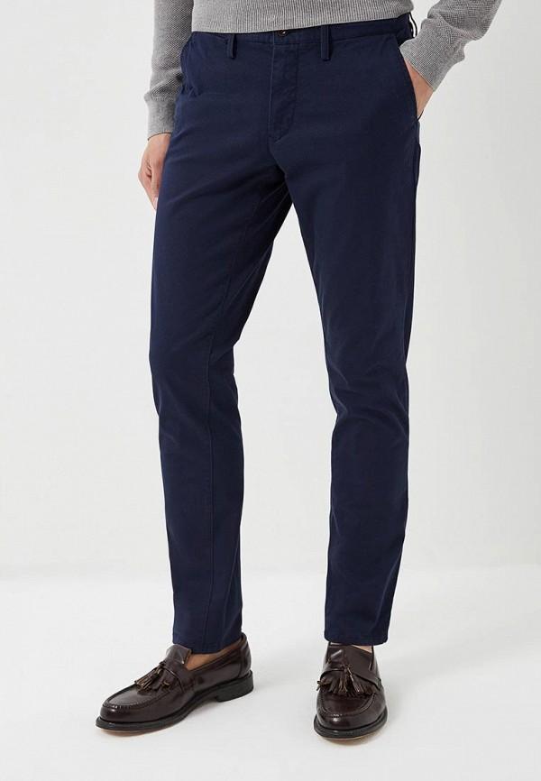 мужские брюки чинос gant, синие