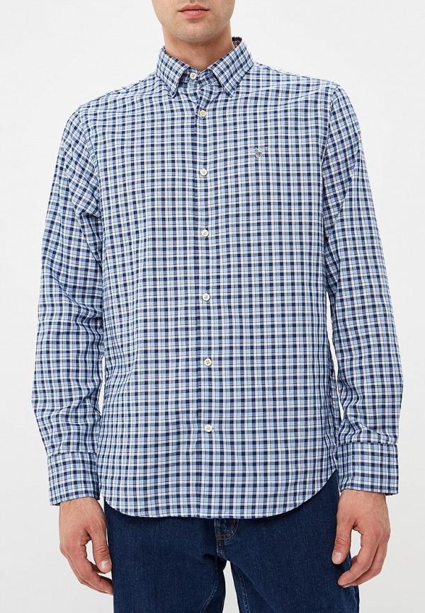 Рубашка Gant Gant GA121EMCEBL8 рубашка gant рубашка