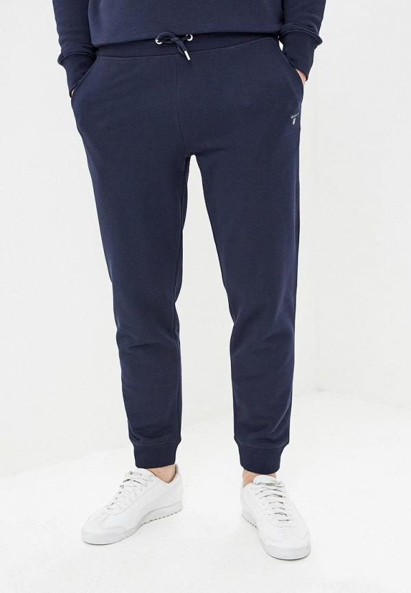 мужские спортивные спортивные брюки gant, синие