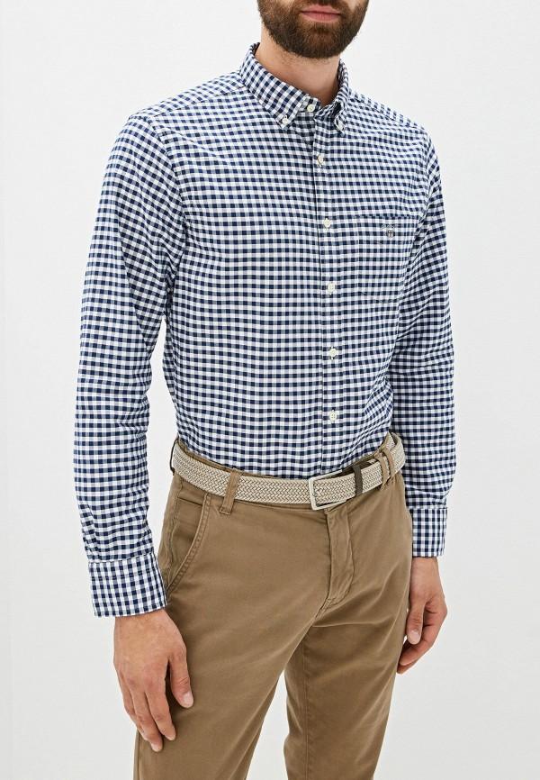 Рубашка Gant Gant GA121EMFTLE1 рубашка gant рубашка
