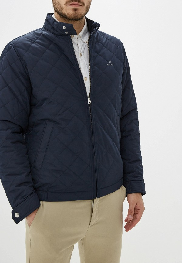 Куртка утепленная Gant Gant GA121EMFTLF6 туфли gant gant ga121amadla4