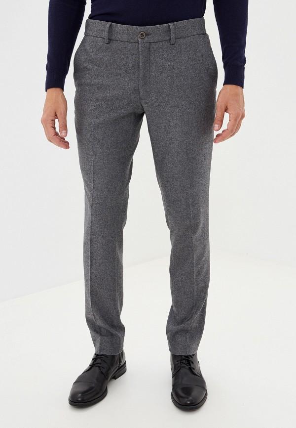 мужские брюки gant, серые