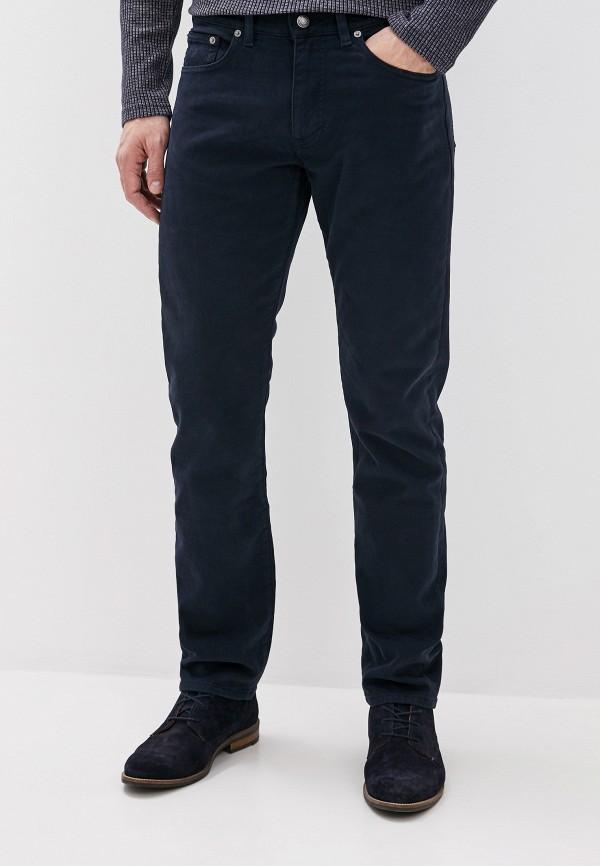 мужские повседневные брюки gant, синие