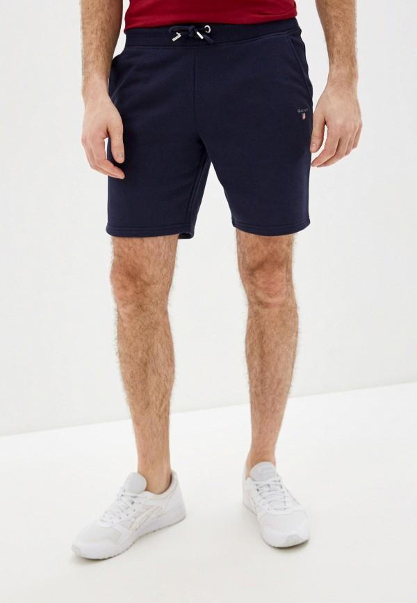 мужские спортивные шорты gant, синие