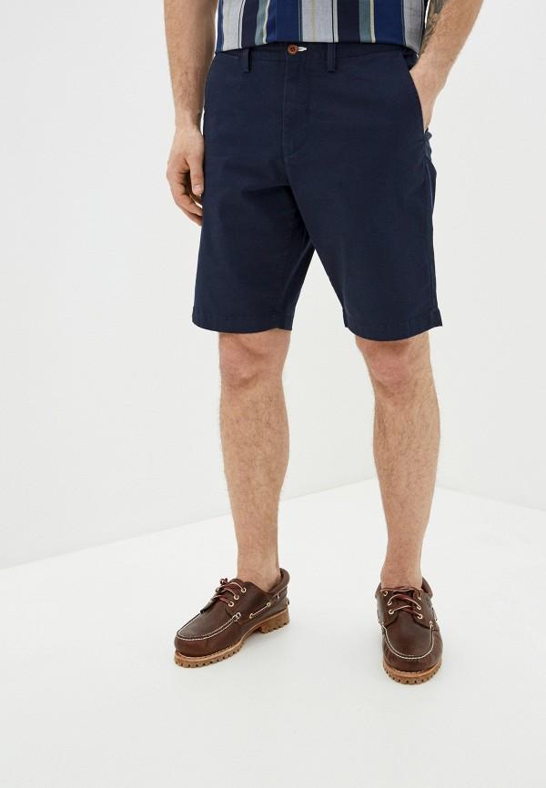 мужские повседневные шорты gant, синие