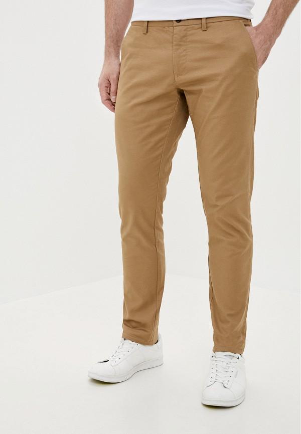 мужские брюки чинос gant, бежевые