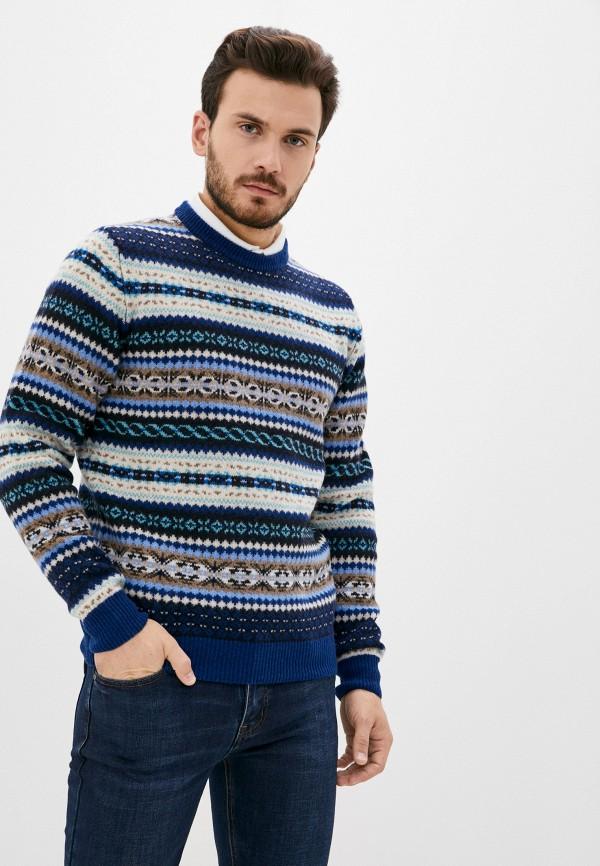 мужской джемпер gant, разноцветный