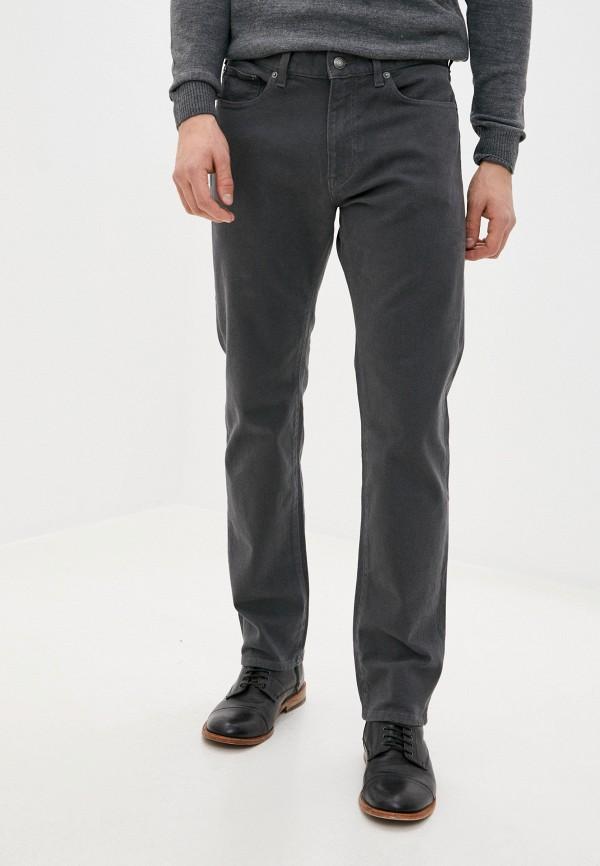 мужские повседневные брюки gant, серые
