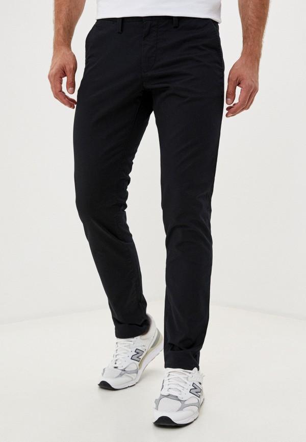 мужские брюки чинос gant, черные