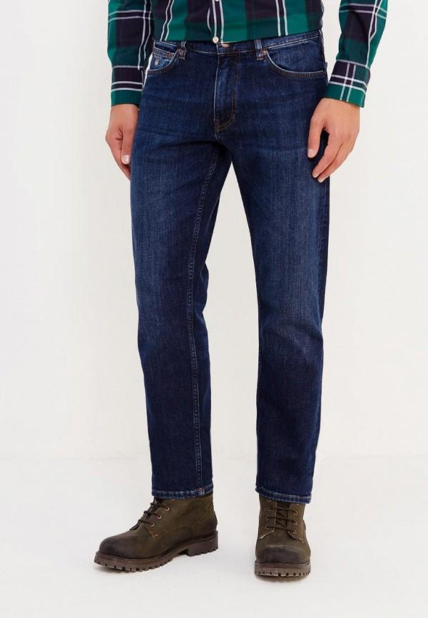 мужские джинсы gant, синие