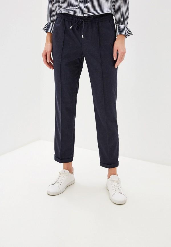 женские брюки gant, синие