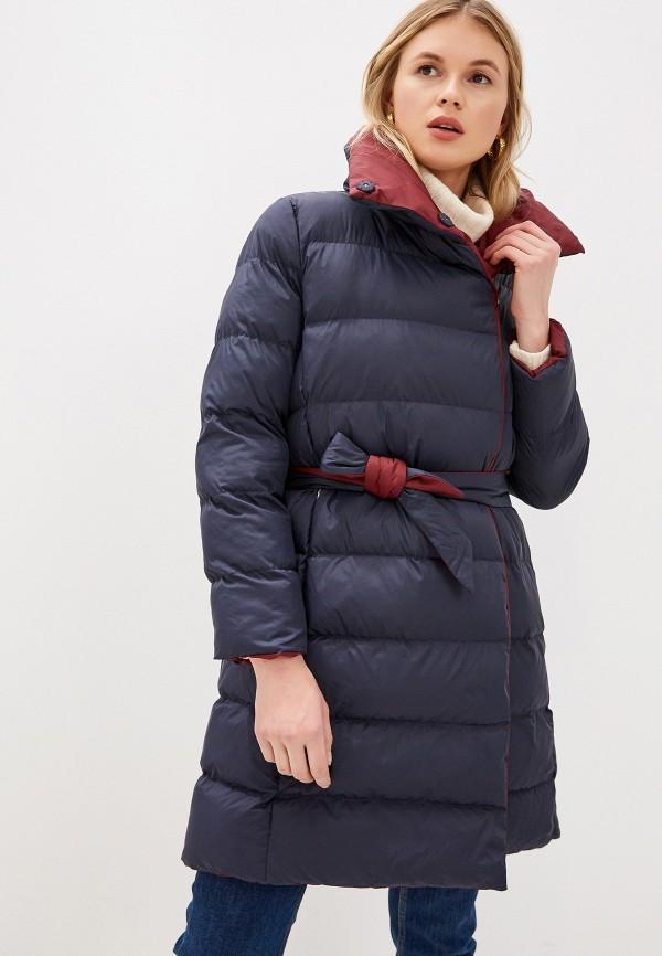 женская утепленные куртка gant, разноцветная