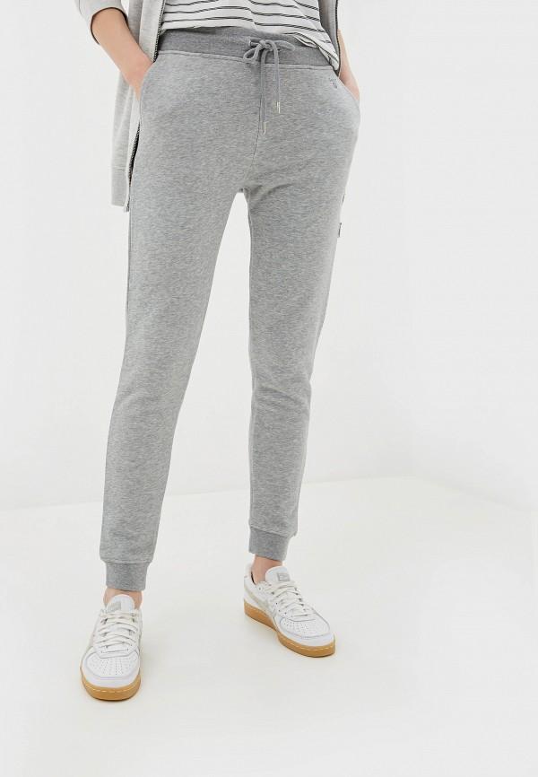 женские спортивные спортивные брюки gant, серые