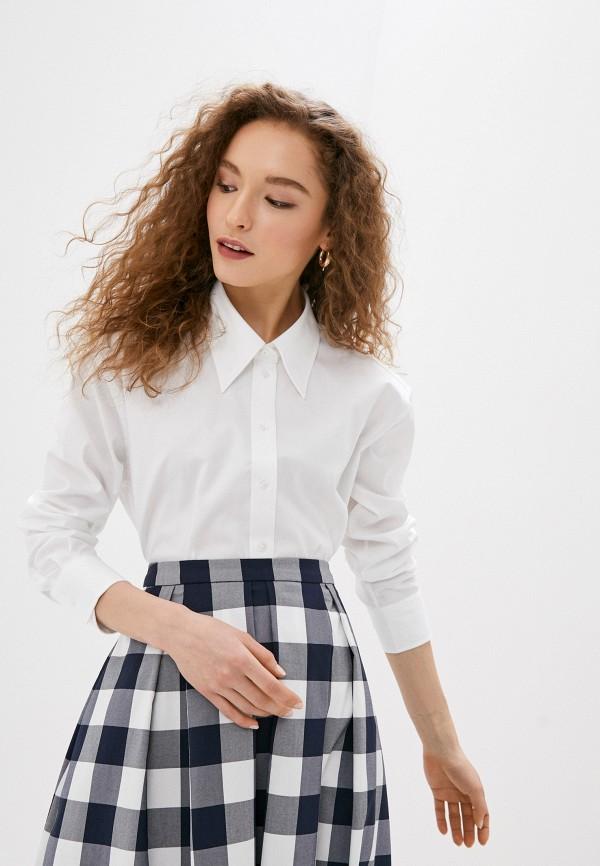 женская блузка gant, белая