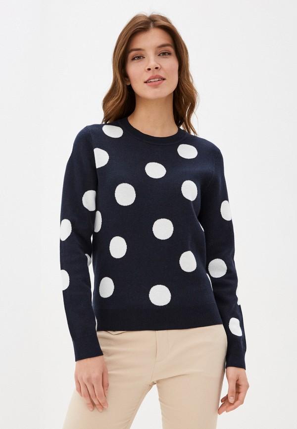 женский джемпер gant, синий