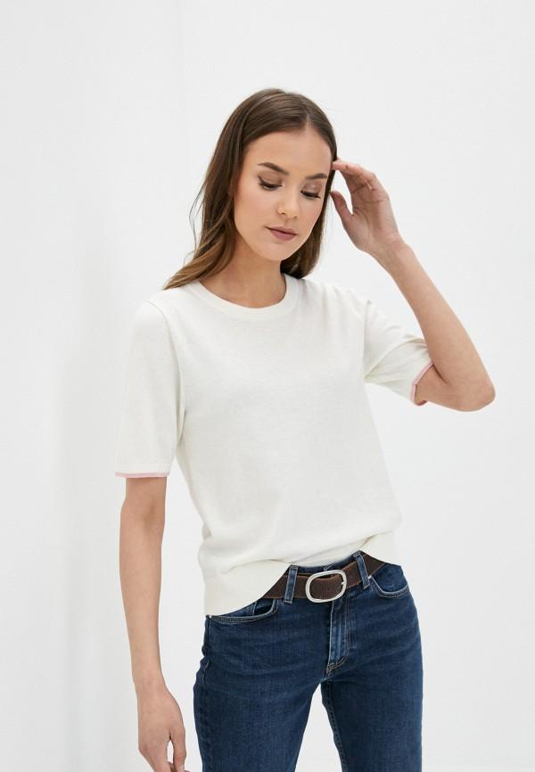 женский джемпер gant, белый