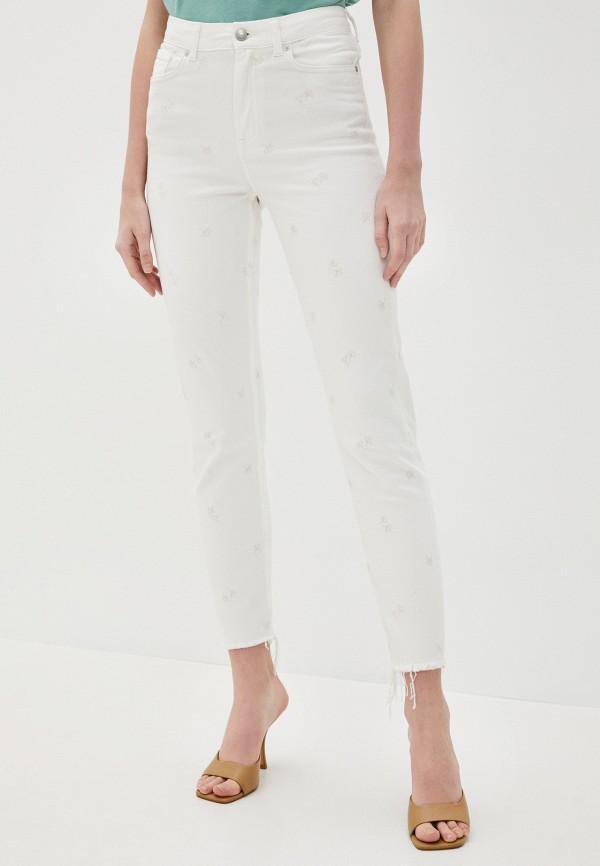 женские джинсы gant, белые