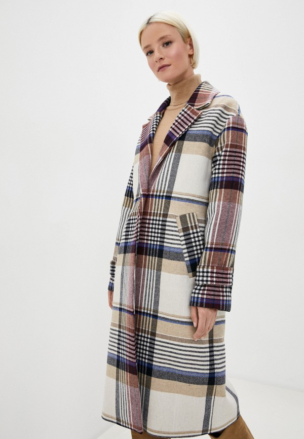 женское пальто gant, разноцветное