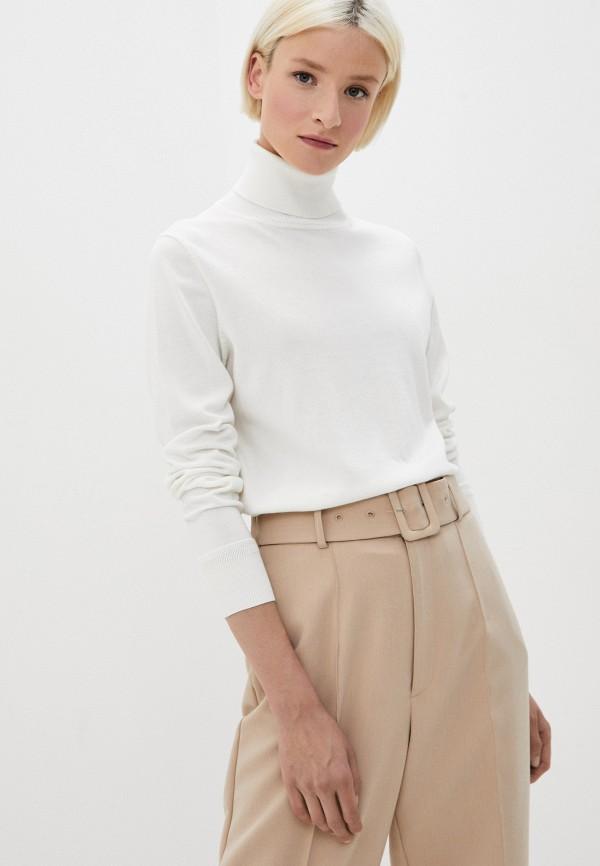 женская водолазка gant, белая