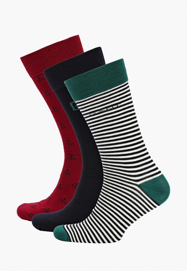 мужские носки gant, разноцветные