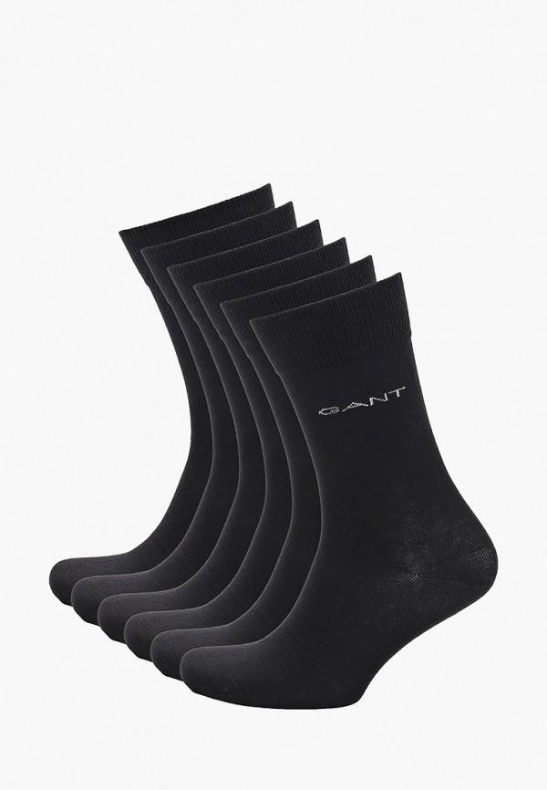 мужские носки gant, черные