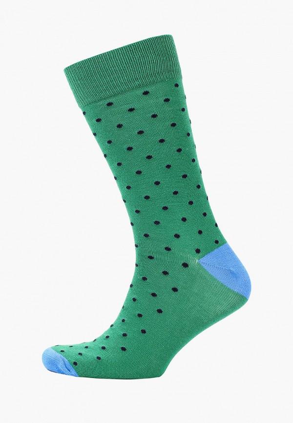 мужские носки gant, бирюзовые
