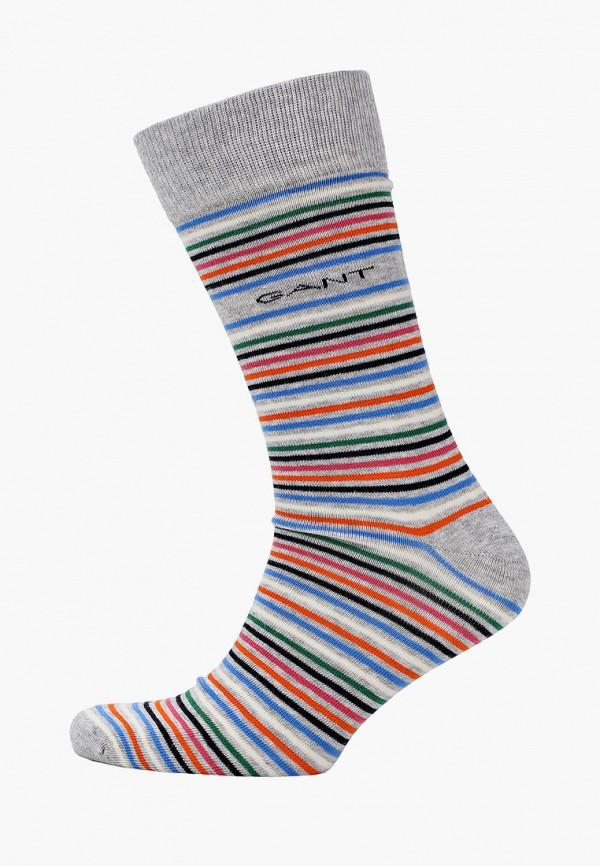 мужские носки gant, серые