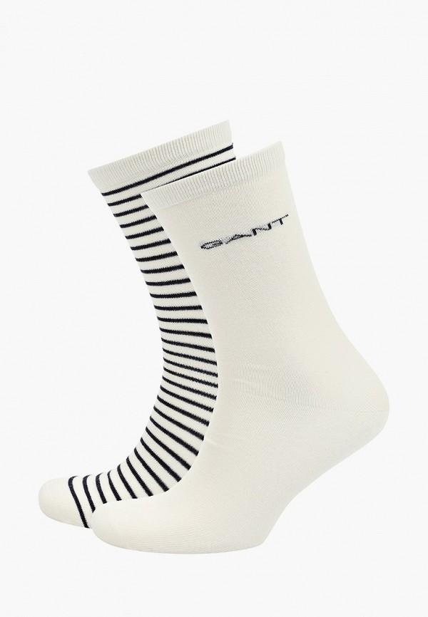 женские носки gant, белые
