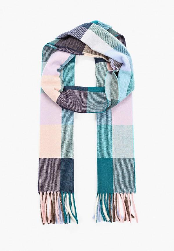 женский шарф gant, разноцветный