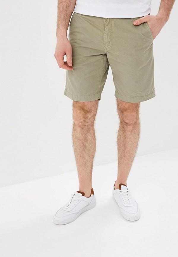 мужские повседневные шорты gaudi, хаки